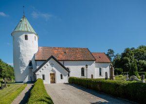 Hammarlunda kyrka | Church, Skåne, Sweden: Exteriör | Exterior | Außenansicht [2015]Lat: 55.737003N, Long: 13.438038E © Kristian Adolfsson (www.adolfsson.photo)