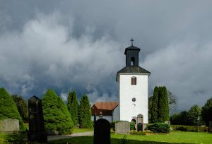 Harlösa kyrka | Church, Skåne, Sweden: exteriör | Exterior | Außenansicht [2012]<br>Lat: 55.724305N, Long: 13.527603E © Kristian Adolfsson (www.adolfsson.photo)