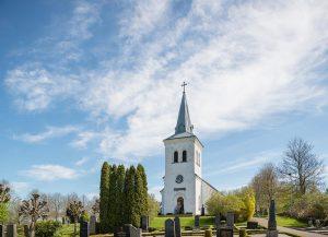 Östra Kärrstorps kyrka | Church, Östra Kärrstorp, Skåne, Sweden: Exteriör | Exterior [2018]Lat: 55.711815N, Long: 13.728768E © Kristian Adolfsson (www.adolfsson.photo)