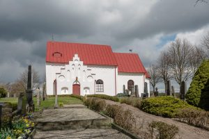 Björka kyrka | Church, Skåne, Sweden: Exteriör | Exterior | Außenansicht [2017]<br>Lat: 55.656708N, Long: 13.635075E © Kristian Adolfsson (www.adolfsson.photo)