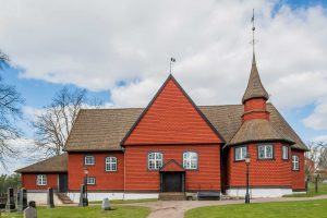 Bottnaryds kyrka | Church, Bottnaryd, Småland, Sweden: Exteriör - Exterior [2017]<br>Lat: 57.774191N, Long: 13.822762E Copyright © Kristian Adolfsson / www.adolfsson.photo