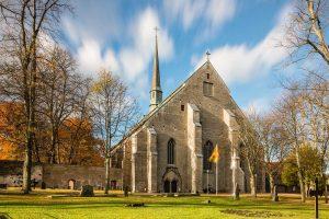 Vadstena Kloster Klosterkyrkan | Vadstena Abbey Church, Sweden: Exteriör | Exterior | Außenansicht [2016]Lat: 58.450794N, Long: 14.891378E Copyright © Kristian Adolfsson / www.adolfsson.photo